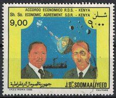 Somalie 1985 Oblitéré Used Accord économique Somalie Kenya - Somalie (1960-...)
