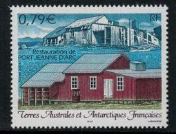 T.A.A.F. // 2003 //  No.350 Y&T Neuf** Restauration De Port Jeanne D'Arc - Neufs