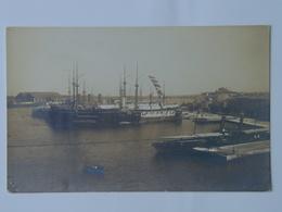 K.U.K. Kriegsmarine Marine Pola Foto Photo SMS 203 1917 Ed F W Schrinner - Warships