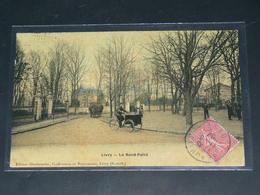 LIVRY GARGAN    1910 /  VUE  RUE ANIMEE   ....   / CIRC /  EDITION - Livry Gargan