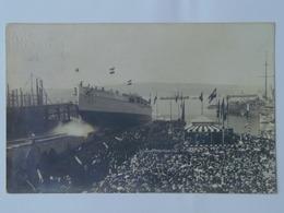K.U.K. Kriegsmarine Marine Pola Foto Photo SMS 204 1917 - Warships