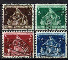 DR 1936 // Mi. 617/620 O - Deutschland
