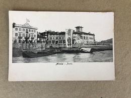 ARONA PORTO PUBBLICITARIA BERTELLI - Novara