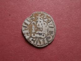 """Denier Tournois à L'O Rond """"Philippe IV Le Bel"""". - 987-1789 Royal"""