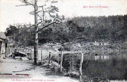Les Bords Du Lac Noir - France