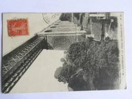 CPA (79) Deux Sèvres - PARTHENAY - Le Viaduc Du Chemin De Fer - Parthenay