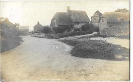 Gretton Village  1915 ( - Northamptonshire