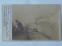 K.U.K. Kriegsmarine Marine Pola Foto Photo SMS 227 1916 - Guerra