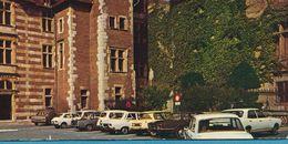 Ford 15M P6 Fiat 127 Simca 1500 Renault 4L R12 Citroen AMI 6 Jaguar XJ6 Opel Rekord C Peugeot 204 - PKW