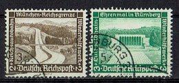 DR 1936 // Mi. 634,636 O - Deutschland
