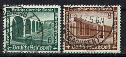 DR 1936 // Mi. 637,638 O - Deutschland