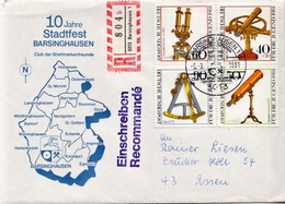 Germany Set On Cover - Astronomy