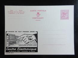 ENTIER CP PUBLIBEL 2012 .CENTRE ELECTRONIQUE . CHARLEROI. NEUF - Publibels