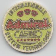 Jeton De Casino : Admiral Casino Prague République Tchèque - Casino