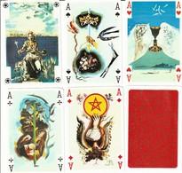 BARAJA DE POKER, PLAYING CARDS DECK, DE DALI - Barajas De Naipe
