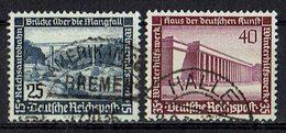 DR 1936 // Mi. 641,642 O - Deutschland