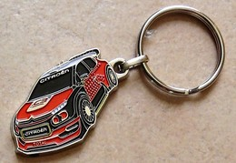 Porte-clefs  Citroën C3 En Métal - Key-rings