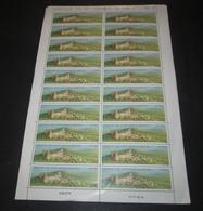 France 1999 Neuf** N° 3245 CHATEAU DU HAUT KOENIGSBOURG  Feuille Complète (full Sheet) - Full Sheets