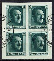 DR 1937 // Mi. 647 O 4er - Deutschland