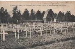 Aiseau - Belle Motte ( Le Roux ) , Cimetière Des Français - Héros De La Grande Guerre 1914-1918 - Aiseau-Presles