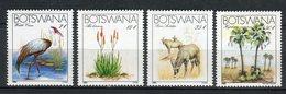 Botswana 1983. Yvert 477-80 ** MNH. - Botswana (1966-...)
