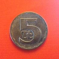 5 Zlotych Münze Aus Polen Von 1975 (sehr Schön) - Polen