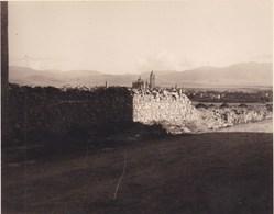 ZAMARRADALA SEGOVIA 1949 Photo Amateur Format Environ 7,5 X 5,5 Cm ESPAGNE - Lugares