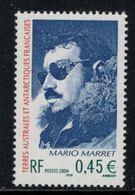 T.A.A.F. // 2004 //  No.391 Y&T Neuf** Mario Maret - Neufs