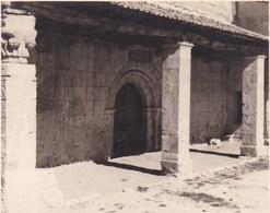 FUENTIDUENA 1949 Photo Amateur Format Environ 7,5 X 5,5 Cm ESPAGNE - Lugares