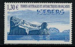 T.A.A.F. // 2004 //  No.387 Y&T Neuf** Iceberg - Neufs