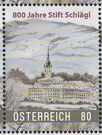 2018 Austria Österreich    Mi. 3438 **MNH   800 Jahre Stift Schlägl - 1945-.... 2de Republiek