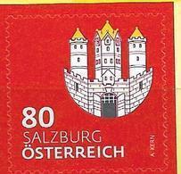 2018 Austria Österreich Mi. 3409**MNH Heraldik Österreich II Salzburg - 1945-.... 2ª República