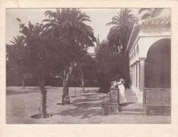 SEVILLE 1912 Photo Amateur Format Environ 7,5 X 5,5 Cm ESPAGNE - Lugares
