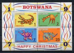 Botswana 1970. Yvert Block 4 ** MNH. - Botswana (1966-...)