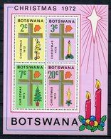 Botswana 1972. Yvert Block 7 ** MNH. - Botswana (1966-...)