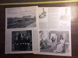 ENV 1900 LA VERRERIE OUVRIERE D ALBI - Old Paper