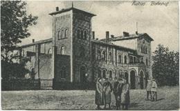 ALLEMAGNE - Kunto Bahnhof - Feldpost Polen 1917 - Polen