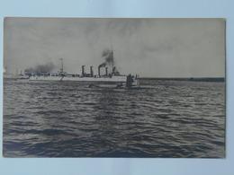 K.U.K. Kriegsmarine Marine Pola Foto Photo SMS 262 1917 - Guerra