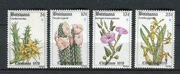 Botswana 1978. Yvert 373-76 ** MNH. - Botswana (1966-...)