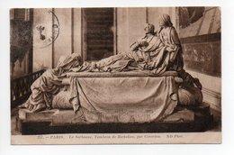 Paris: Eglise De La Sorbonne, Tombeau Du Cardinal De Richelieu, Par Girardon (19-1070) - Arrondissement: 05