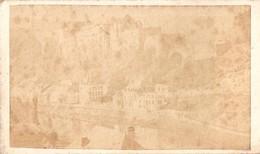 Château Bouillon : Foto Op Hard Karton Photo Carton (6 X 10,5 Cm) - Bouillon