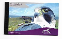 2008 MNH Alderney, Prestige Booklet Birds 3, Postfris** - Alderney