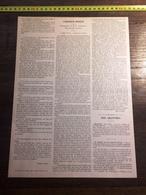 ENV 1900 EMPEREUR MENELIK TAI TOU LIKE MEKOUAS ADENO ABYSSINE - Old Paper