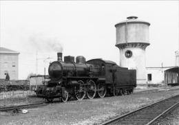 153 Treno 640.121 Vapore Breda Alessandria Rairoad Trein Railweys Treni Steam Chemin De Fer - Treni