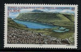 T.A.A.F. // 2005 //  No.410 Y&T Neuf** Le Val Studer - Neufs