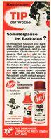 Original-Werbung/ Anzeige 1967 - HUI RAPID SPRAY / CHEMISCHE ROTH GMBH - BAD EMS - Ca. 50 X 155 Mm - Advertising