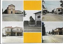 Catena Di Villorba (Treviso). Cippo Monumento Ragazzi Del 99 E Bocia Del 24. - Treviso