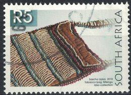 Afrique Du Sud 2010 Oblitération Ronde Used Stamp Sascha Lipka Sac à Tabac Tobacco Bag - Used Stamps
