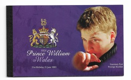 2003 MNH Guernsey, Prestige Booklet, Postfris** - Guernesey
