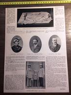 ENV 1900 LE PLUS PETIT CONSCRIT DE FRANCE PENNEREST PONTIVY - Old Paper